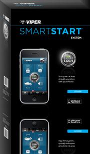 Viper SmartStart Remote Starter